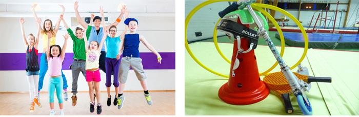multisports enfants 6 - 9 ans