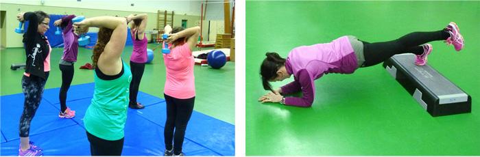 gym form renforcement musculaire