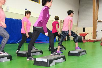 gym form step intermediaire et confirme